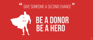 be a donor be a hero