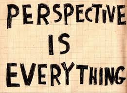 perspectie is everything